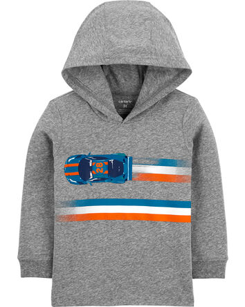 Race Car Hooded Jersey Tee