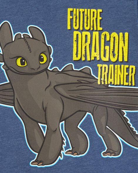 T-shirt Comment dresser votre dragon