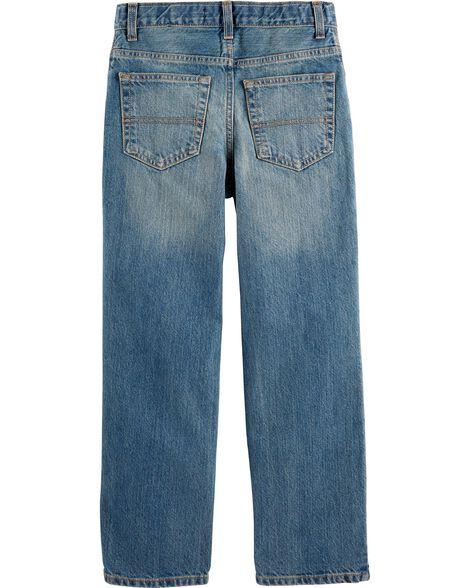Classic Jeans - Natural Indigo