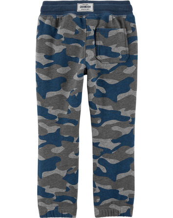 Logo Fleece Joggers