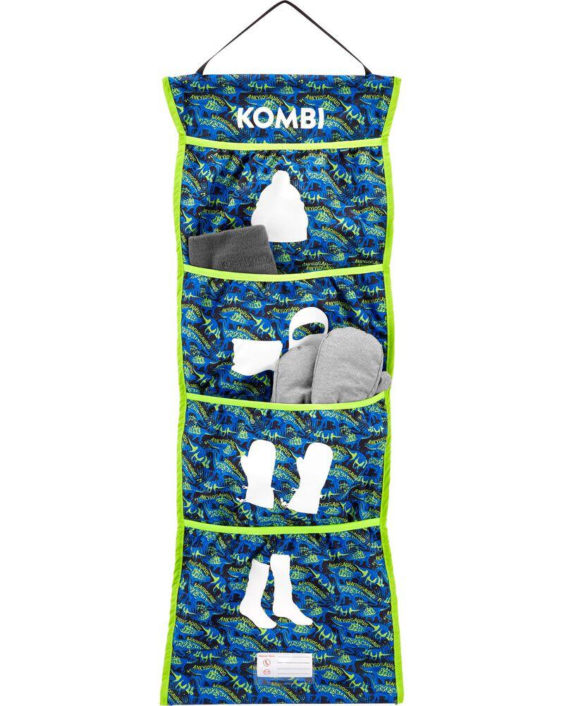 Rangement pour accessoires d'hiver dinosaure Kombi, , hi-res