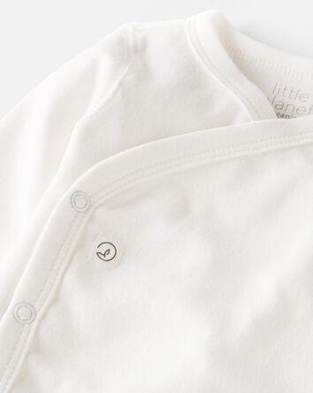 3-Pack Organic Cotton Rib Kimono Bo...