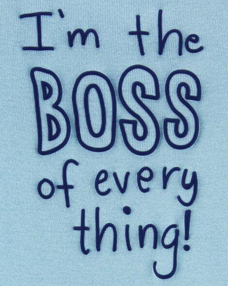 Combinaison Baby Boss