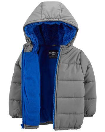 Heavyweight Puffer Jacket