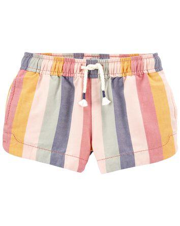 Striped Sun Shorts
