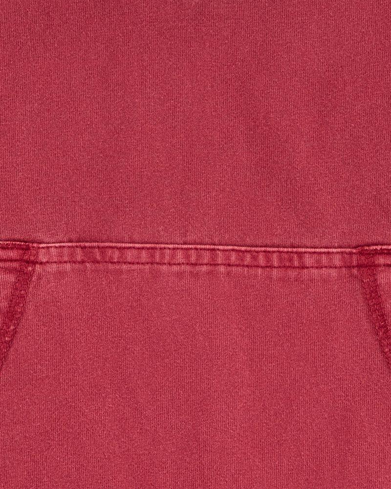 Kangourou en jersey teint en plongée, , hi-res