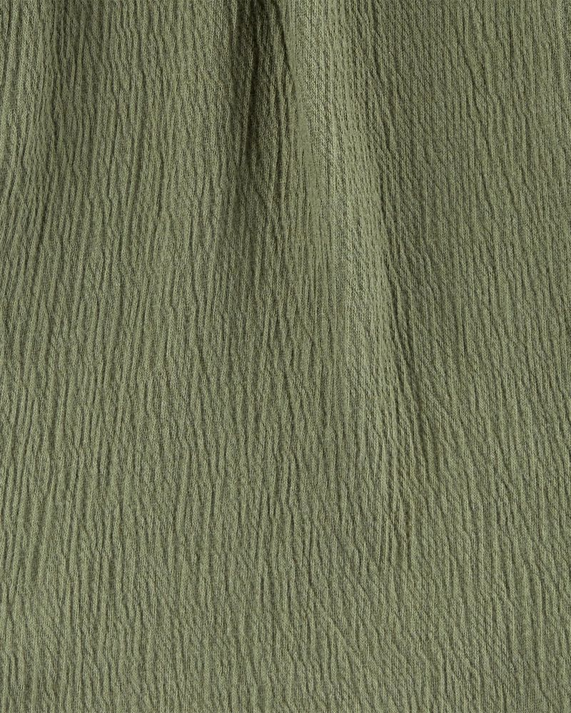 Crinkle Jersey Top, , hi-res