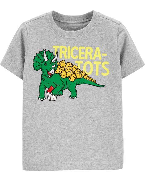 T-shirt en jersey Dinosaur Tater Tots