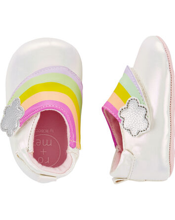 Robeez Phoebe Soft Sole Baby Shoes