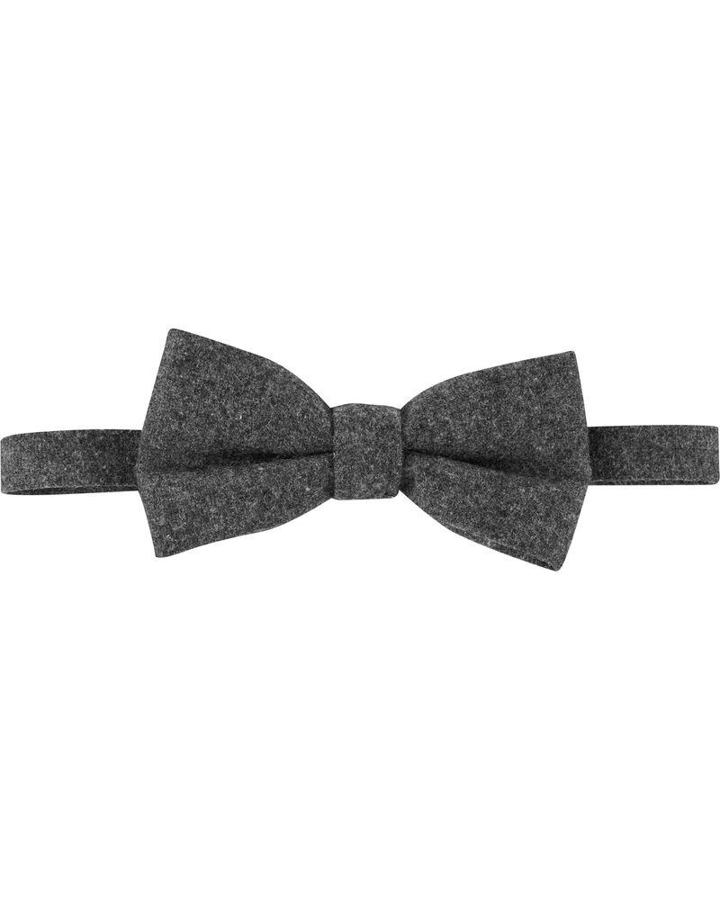 Wool Bow Tie, , hi-res