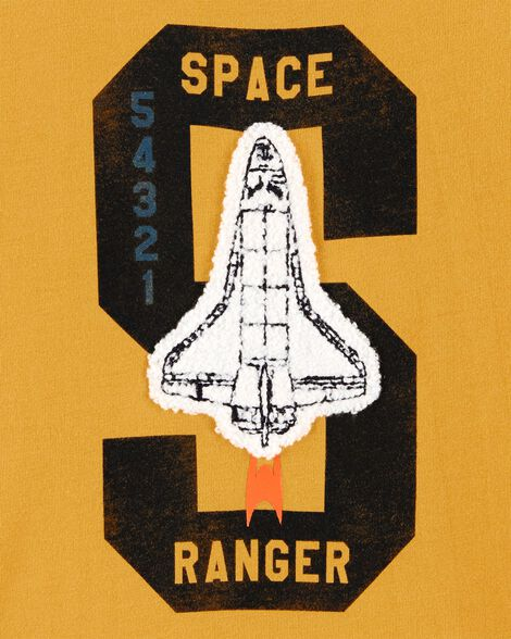 T-shirt en chenille Space Ranger