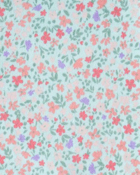 Floral Hooded Jumpsuit