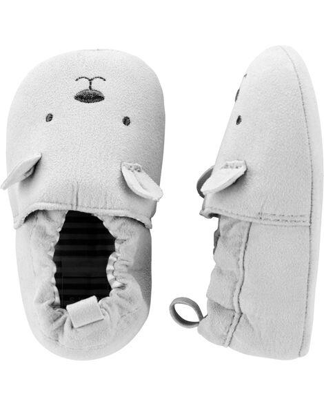 Chaussures pour bébé à ours