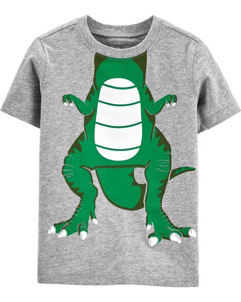 Dinosaur Costume Jersey Tee
