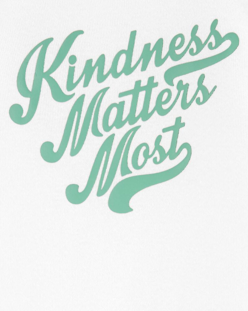 Kindness Matters Most Collectible Bodysuit, , hi-res