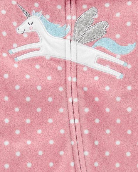 Pegasus Zip-Up Fleece Sleep & Play