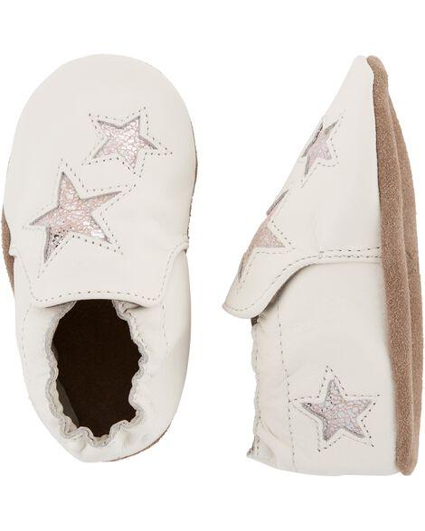 Chaussures à semelle souple étoile