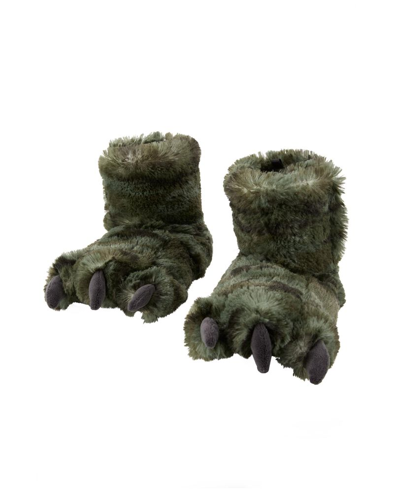 Dinosaur Slippers, , hi-res