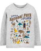 National Park Explorer Jersey Tee, , hi-res