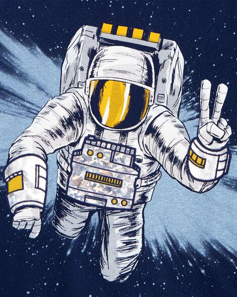 Astronaut Jersey Tee