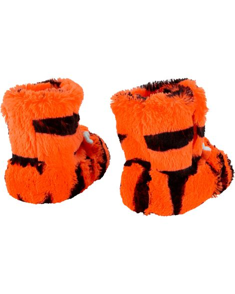 Pantoufles tigre