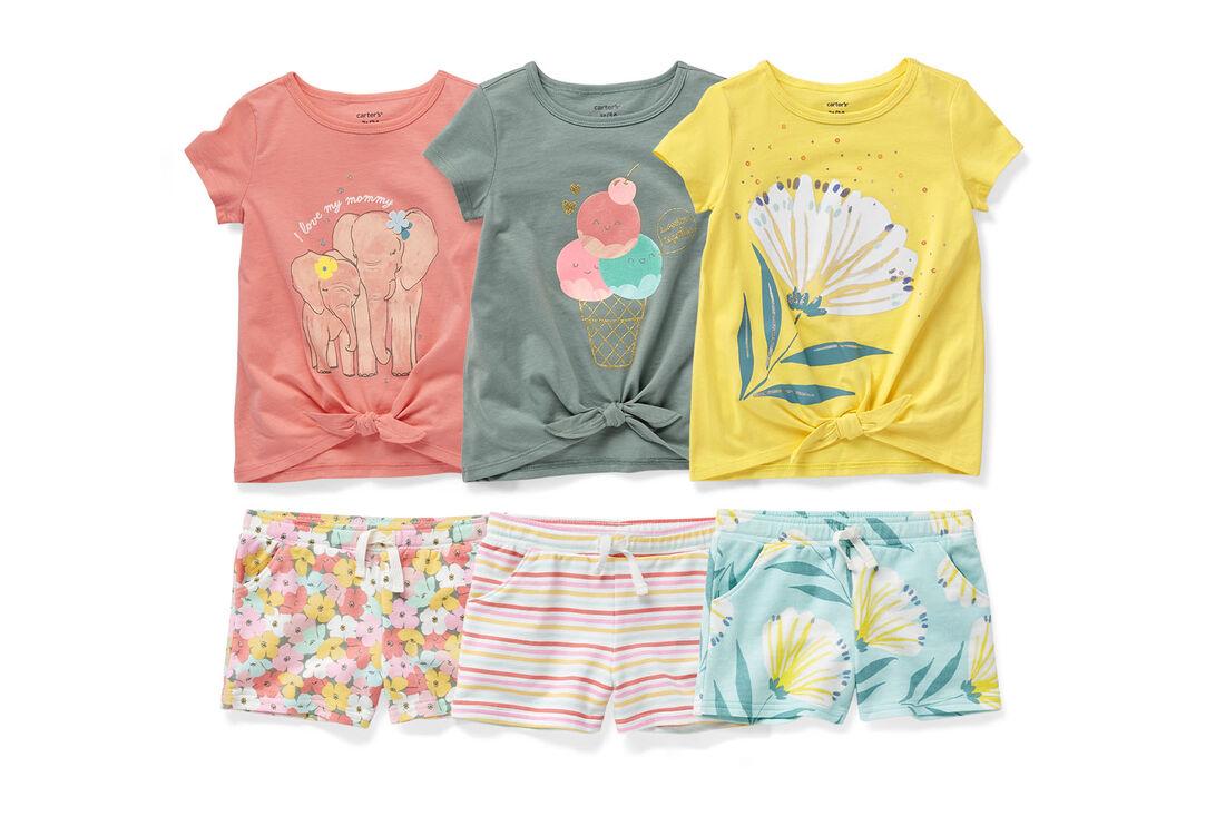 CAR_better_together_tops+shorts_girl, , hi-res