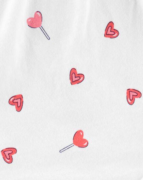 Heart Lollipop Bodysuit