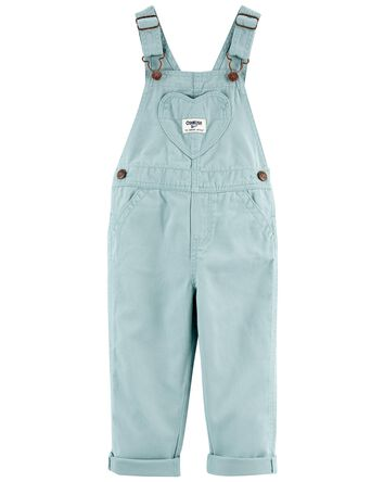 Heart Pocket Overalls