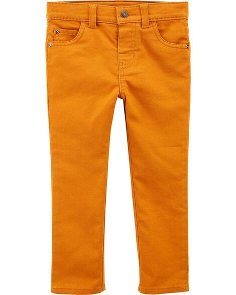 Pantalon extensible à 5 poches