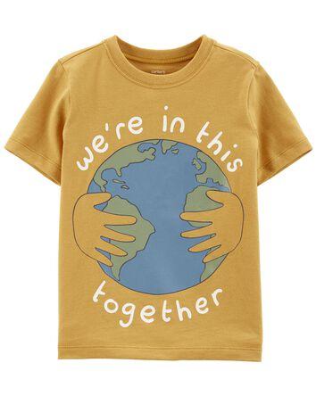 T-shirt en jersey World