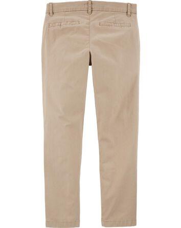 Pantalon d'uniforme extensible