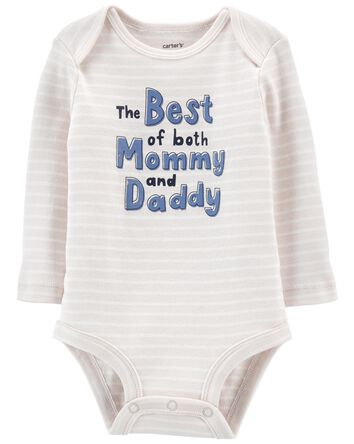 Best Of Mommy And Daddy Bodysuit