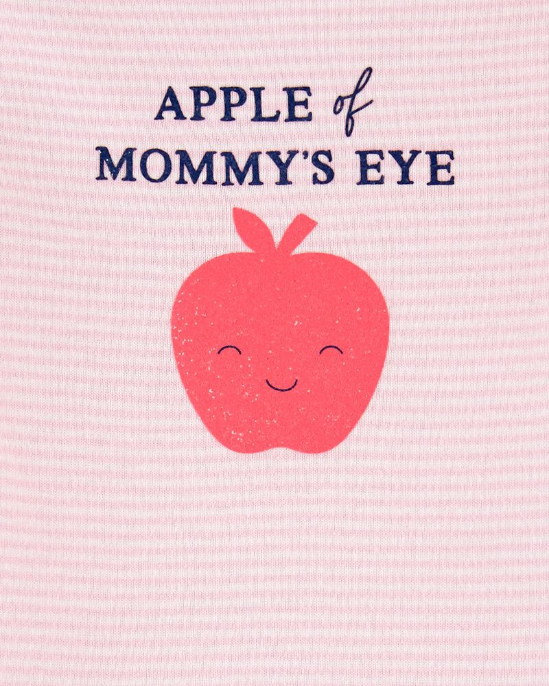 Mom's Apple Original Bodysuit, , hi-res