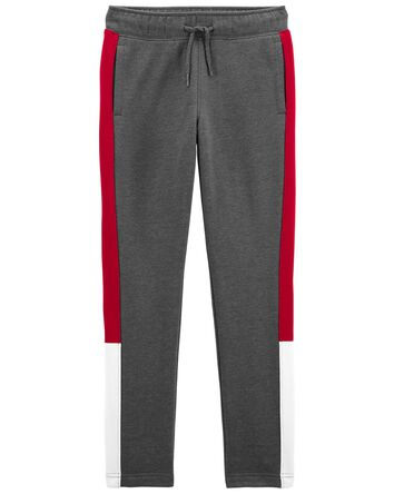 Fleece Active Pants