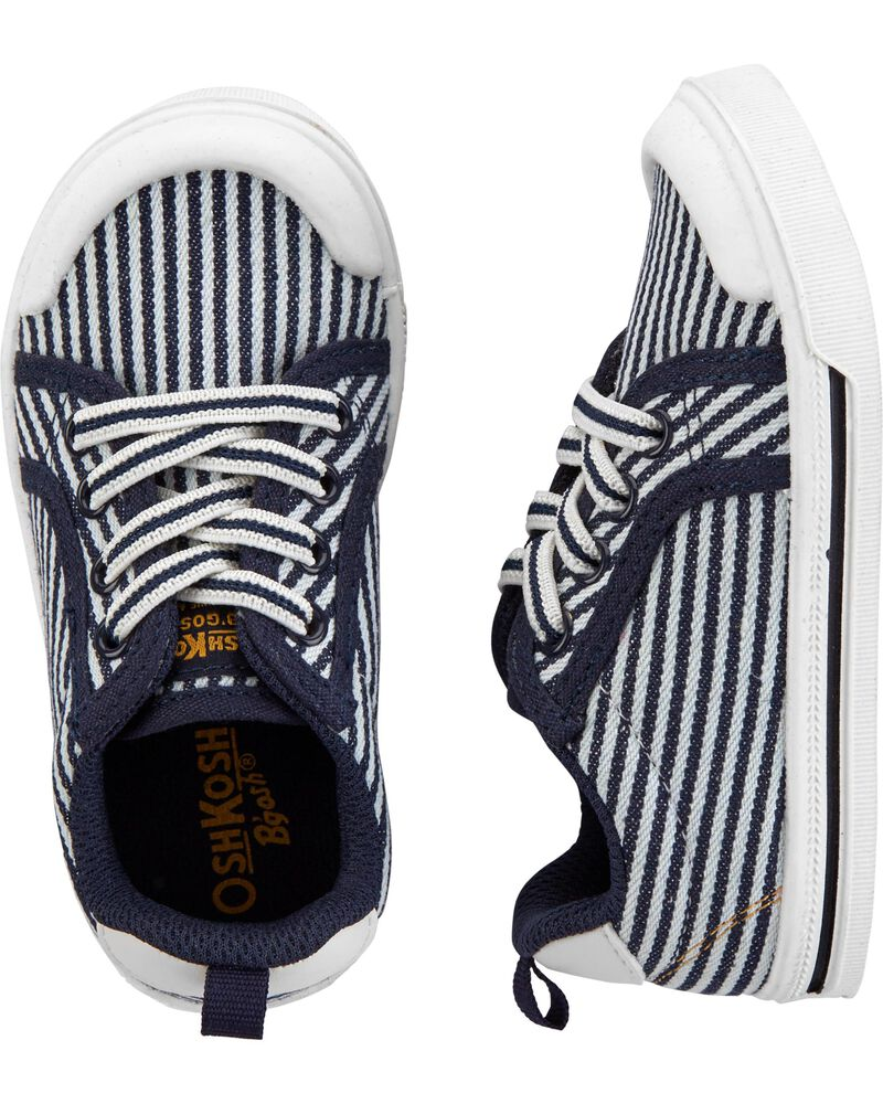 Vintage Stripe Sneakers, , hi-res