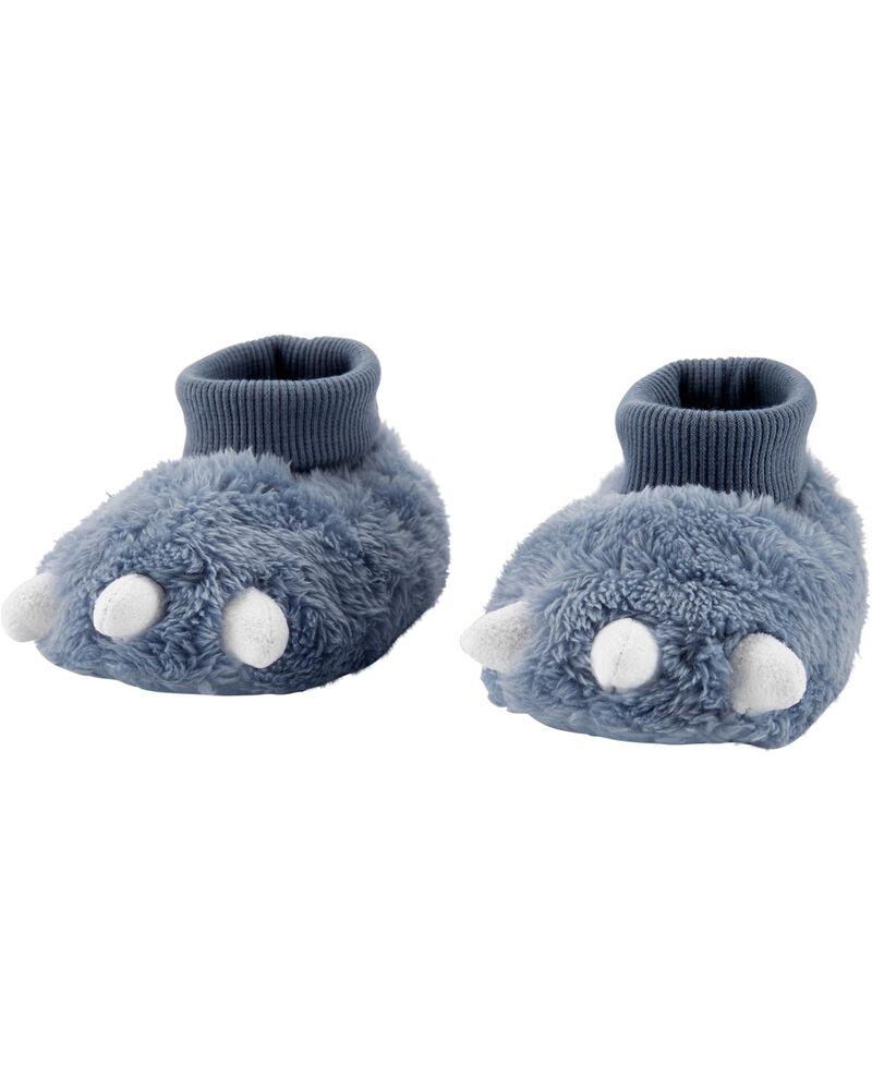 Dinosaur Baby Slippers, , hi-res