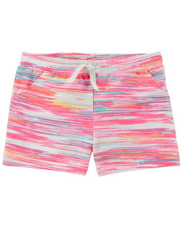Space Pull-On Shorts