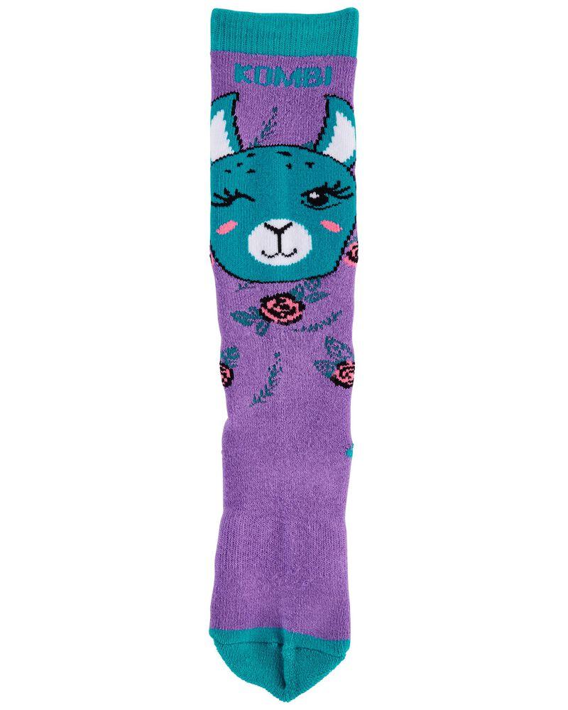 Chaussettes Lucie le lama Kombi, , hi-res