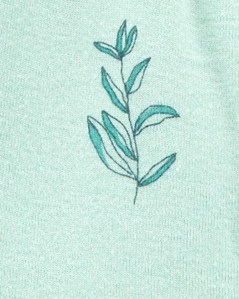 Certified Organic Cotton Snap-Up Sleep & Play, , hi-res