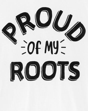 Proud Roots Adult Family Tee