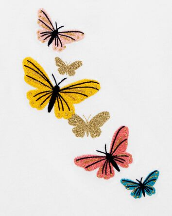 Butterfly Jersey Top