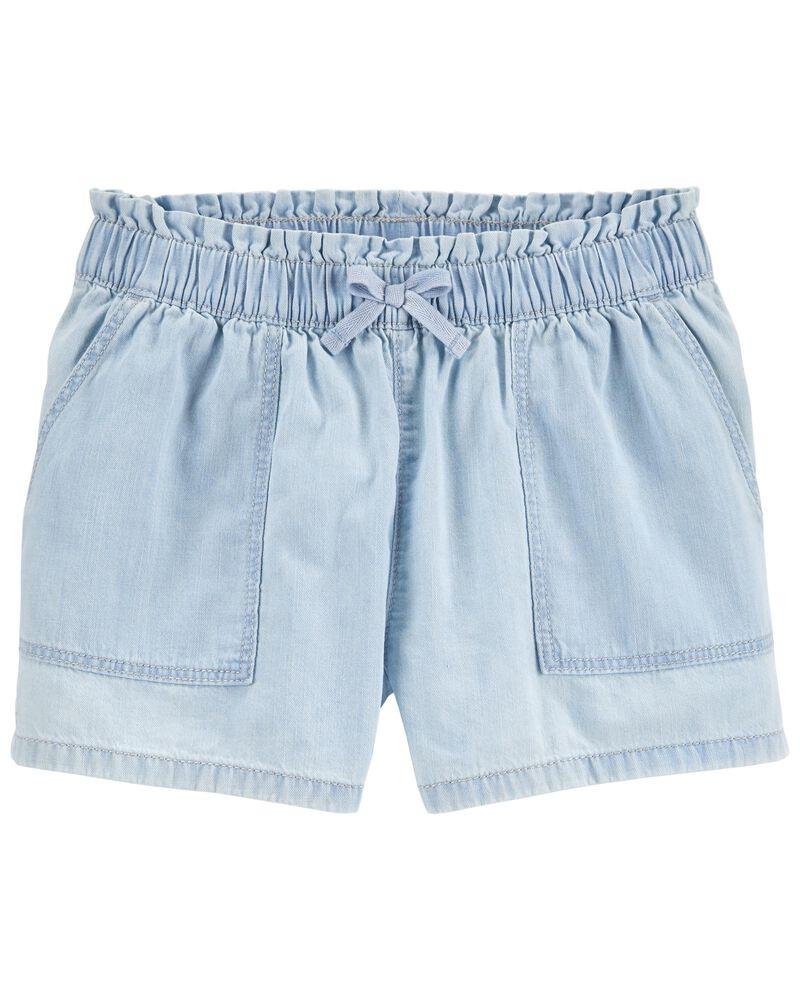 Paperbag Waist Shorts, , hi-res