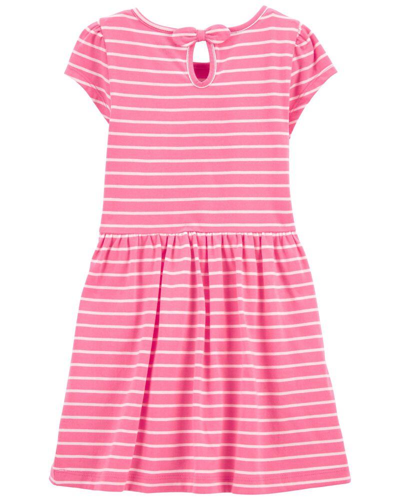 Cat Pocket Dress, , hi-res