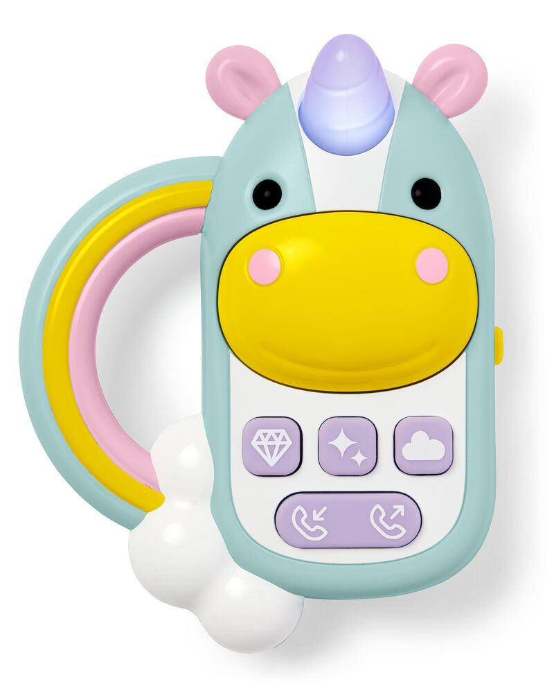 Téléphone à licorne Zoo, , hi-res