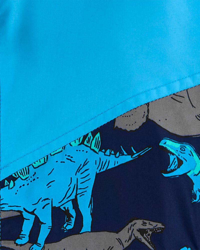 Blouson d'épaisseur moyenne doublé de molleton à imprimé de requin, , hi-res