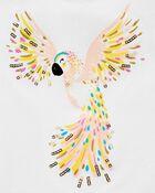 Parrot Flutter Sleeve Tank, , hi-res