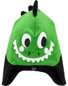 Kombi Fleece-Lined Sam The Dinosaur Knit Hat, , hi-res