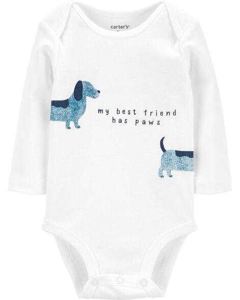 Dog Best Friend Original Bodysuit