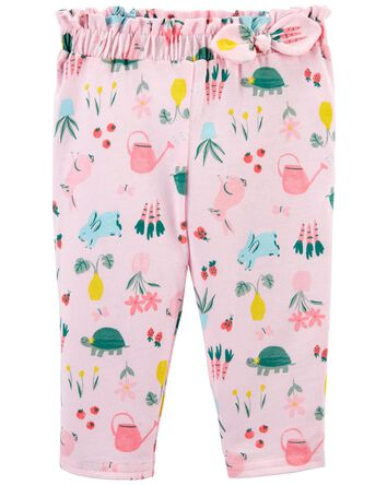 2-Piece Bunny Bodysuit Pant Set
