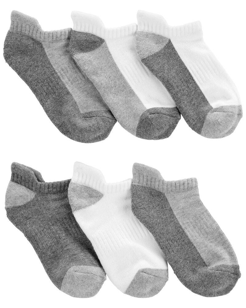 6 paires de socquettes, , hi-res